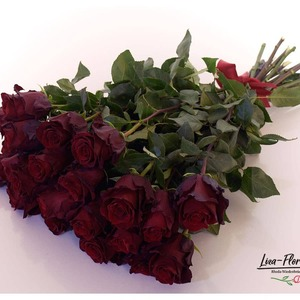 Blumenstrauß mit Ecuador Rosen
