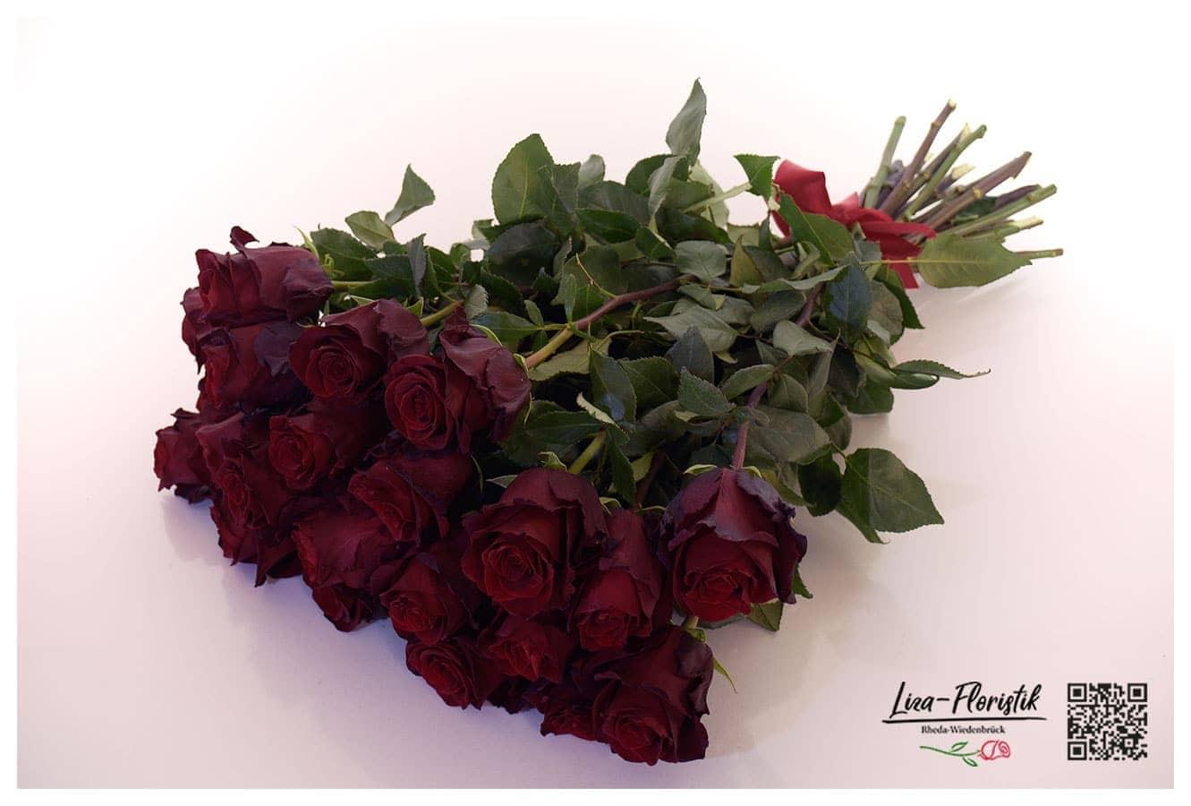 Blumenstrauß mit Ecuador Rosen Explorer